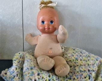 Doll Mattel Magic Nursery Doll 1989 vintage toy 13 inch