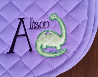 Custom Saddle Pad Personalized for you