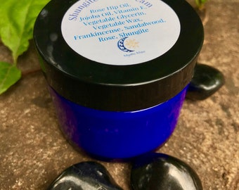 Shungite Face Cream