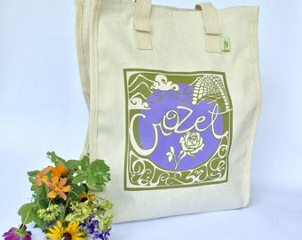 Crozet Grow Your Own Roots Tote