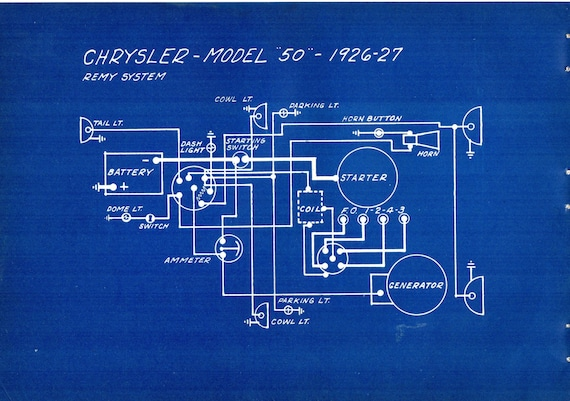 1927 Antique Blueprint Auto Car Chrysler Chevrolet Engineering on royal delta, royal eagle, royal prestige,