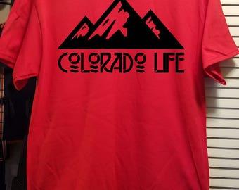 Colorado Life - T-shirt