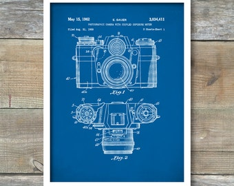 Camera patent poster camera patent camera print camera art camera poster camera patent camera print camera art camera blueprint camera malvernweather Images