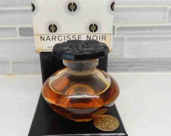1966 Caron Narcisse Noir Perfume 15 ml. Sealed