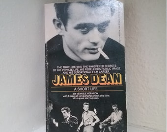 James Dean: A Short Life   Venable Herndon