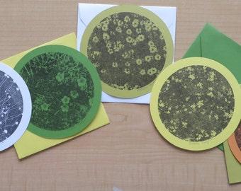 Wildflower Constellation Stationery (Set of 5)