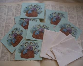 8 cartes vintages