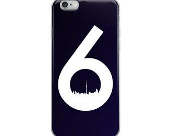 Toronto The 6ix iPhone Case