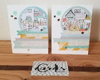 New Home Congrats Cards