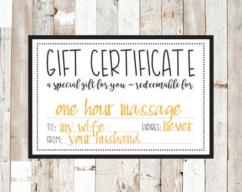 Diy gift card etsy gift certificate gift card gift gifts printable digital download instant yelopaper Image collections