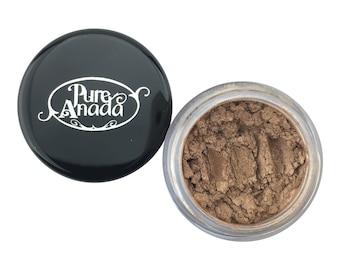 Luminous Eye Colour - Toasted Almond, Loose Mineral, Light Tan