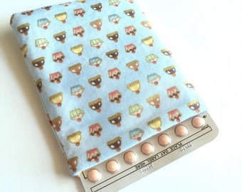 Limited quantity - Petite treats- Pill Case/ Birth Control Case
