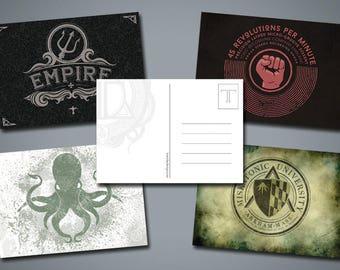 Autres cartes postales (pack)