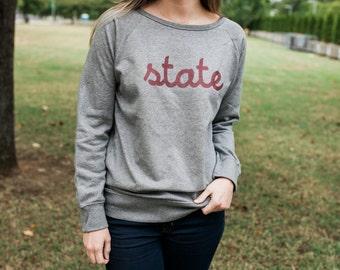 Mississippi State Women's Gameday Lightweight Sweatshirt