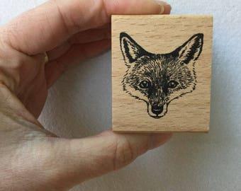 Fox Stamp - Woodland Stamp