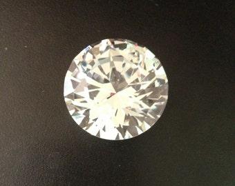 Gorgeous 30mm Crystal Clear Diamond Knobs