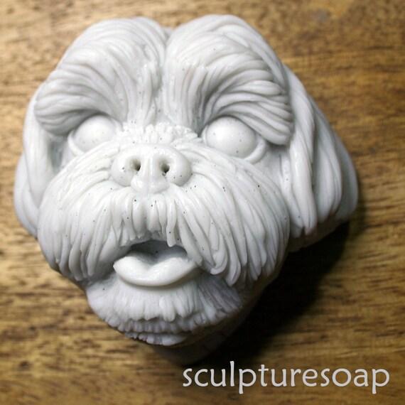Shih Tzu Soap