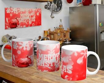 Christmas Digital Template Mug 9