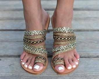 "Sandals ""Iridessa"""
