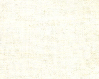 Moda Rustic Weave Modern Tonal Background Eggshell 32955-11 Fabric BTY