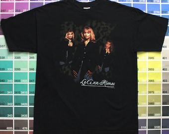 Vintage LeAnn Rimes shirt   country tshirts   country t-shirt   vintage Cronies   vintage country shirts   music 90s   1997 shirt   country