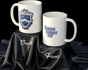KAPPA KAPPA PSI Honorary Band Fraternity 11 oz Mug