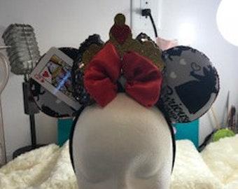 Red Queen Ears