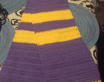 Made to order Hogwats Scarf