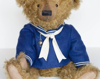 Sailor Mohair Bear