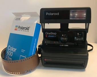 Polaroid OneStep Closeup