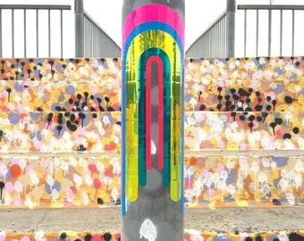 giclee print - melbourne street art photo - portals of hope