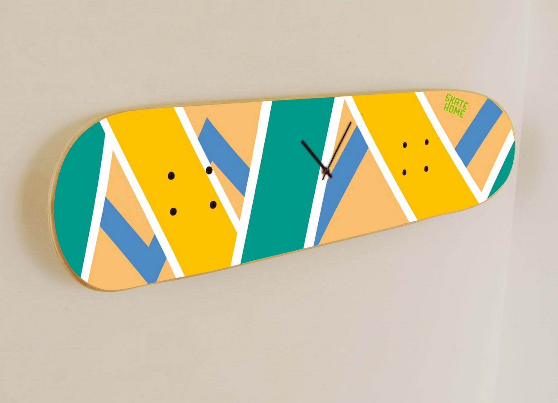 Awesome Skateboard Wall Decor Sketch - Wall Art Collections ...