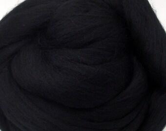 Merino Wool Top - Black