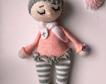 Sleepyhead Doll