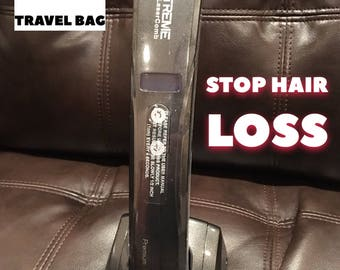 Laser comb new hair therapy treatment stop hair loss thicker hair
