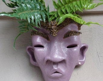 crazy planter head