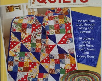 Fast-Forward Quilts Instruction Book