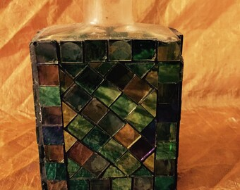 Mosaic Potion Bottle