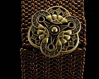Bronze Beauty bracelet