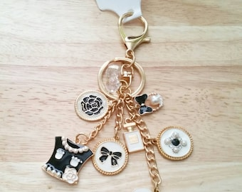 Fashionable Keychain/Bag Accessories