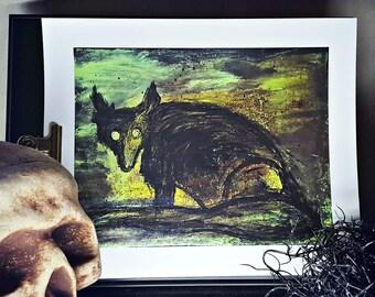 Critter Fine Art Print
