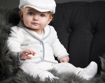 Peter Boys Christening Outfit, Boys Baptism Outfit & Suits, Boys Blessing Outfit