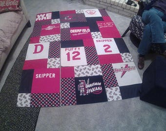 T-shirt quilts- made to order!!
