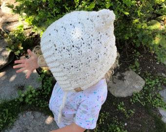 Pixie Bonnet ~ Spring