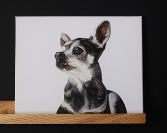 CUSTOM Pet Portrait, pet portrait custom, custom dog painting, custom dog portrait, custom dog portrait, dog painting, dog portrait custom