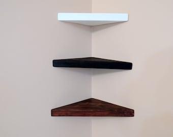Corner shelf Etsy