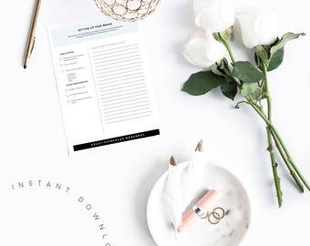 Creativepreneur Workbook