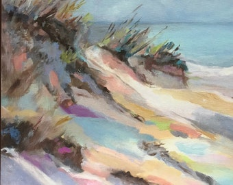 The Dunes at the Beach 12x12
