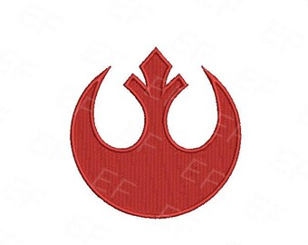 Machine Embroidery design - Star Wars Rebels Embroidery design - instant download digital file