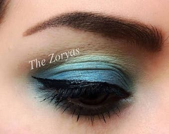 THE ZORYAS - Handmade Mineral Pressed Eye Shadow